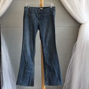 Size 10 CABI flare jeans 👖